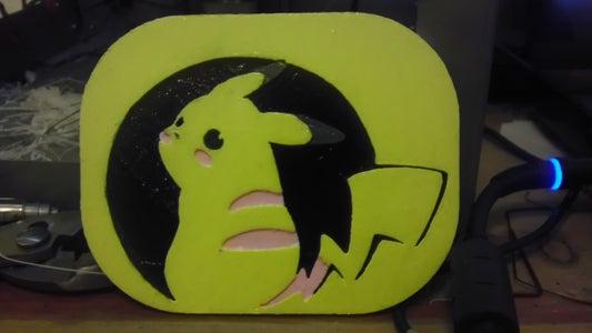 3D Pikachu (Pokémon)