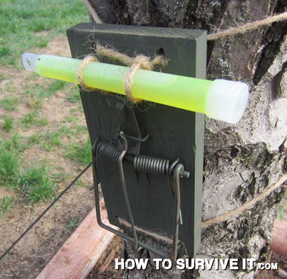 Picture of Make an Intruder-Alert System for Your Campsite