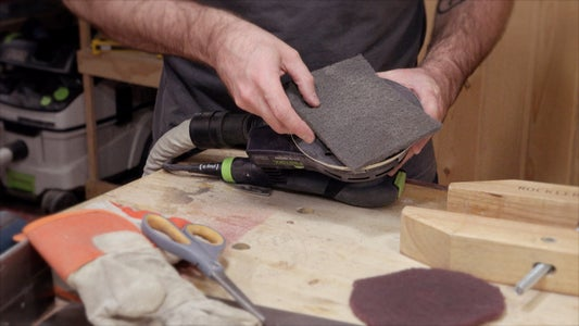 Synthetic Sanding Pads