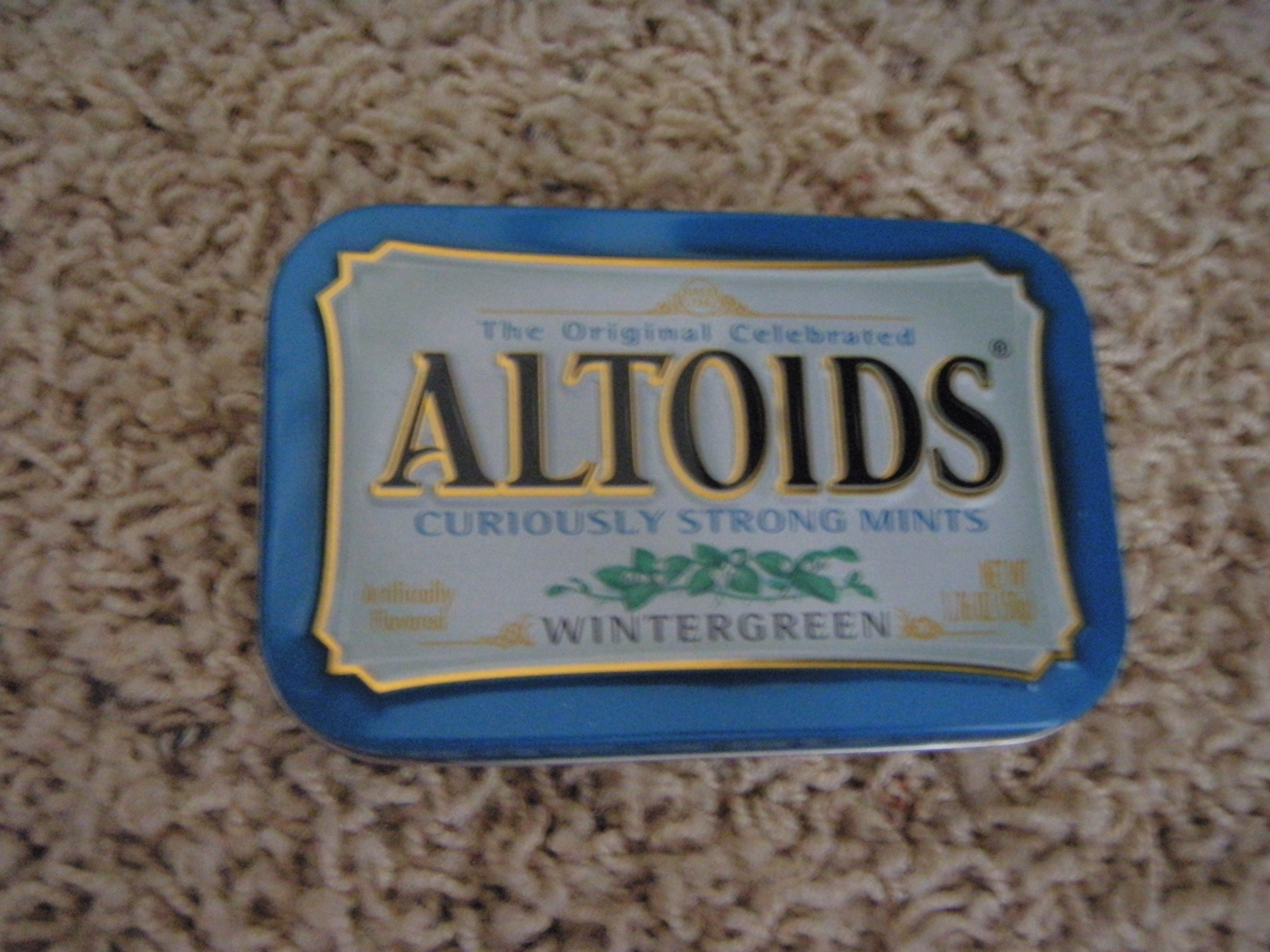 Picture of Simple USB Altoids AA Charger!
