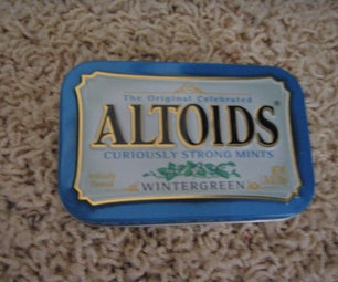 Simple USB Altoids AA Charger!