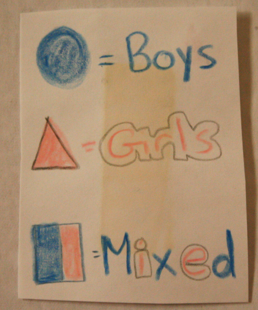 Picture of Gender Code