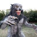 Werewolf Costume Halloween 2010