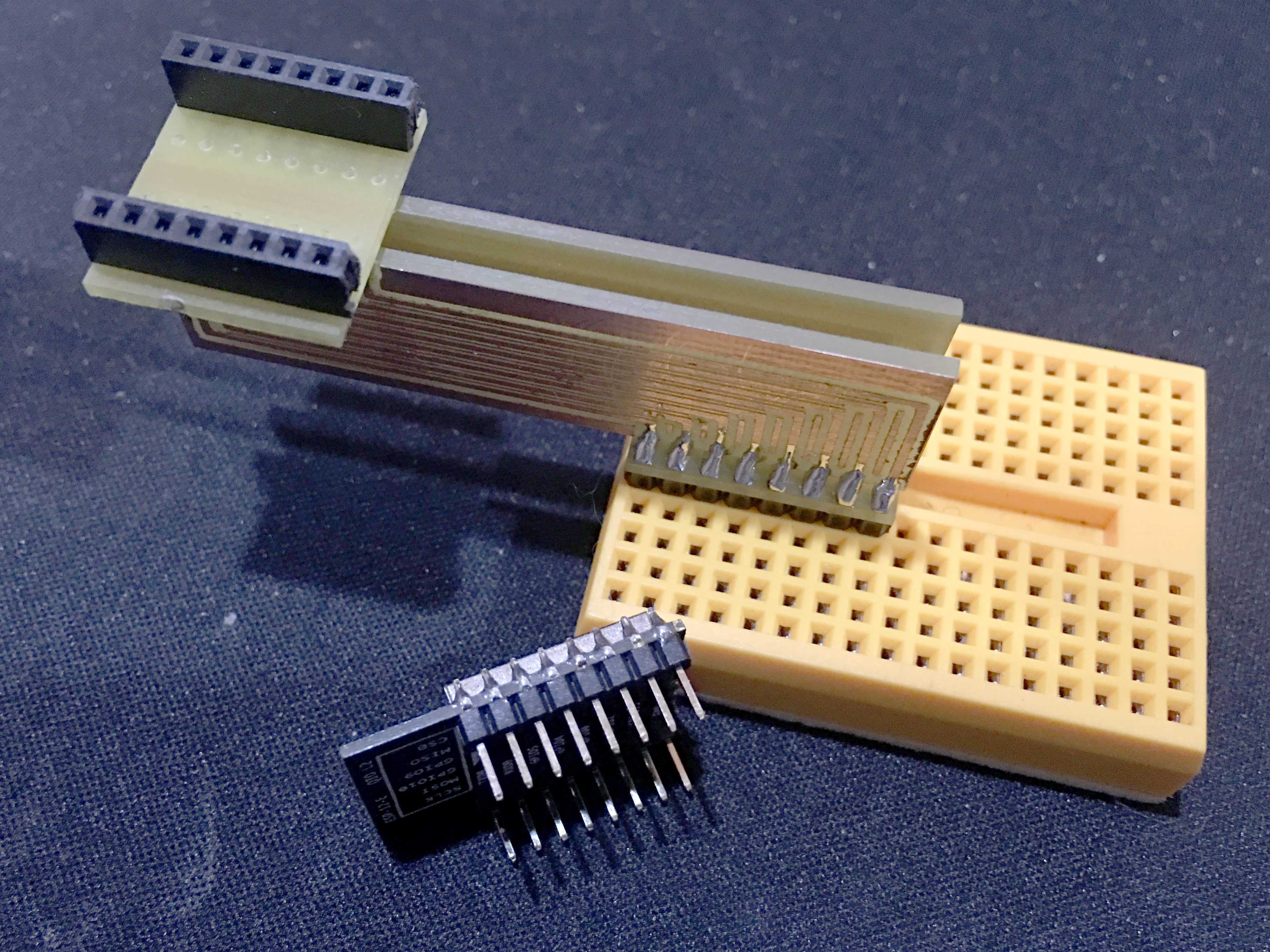 Picture of Prototyping With the ESP8266-12E