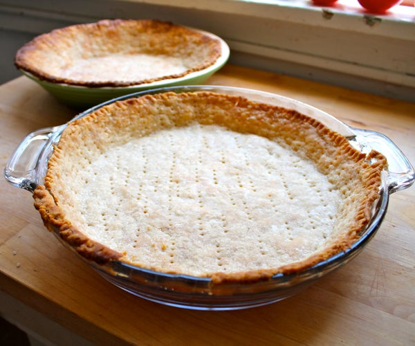 Bacon Fat Pie Crust