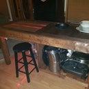 Kitchen island/Bar top
