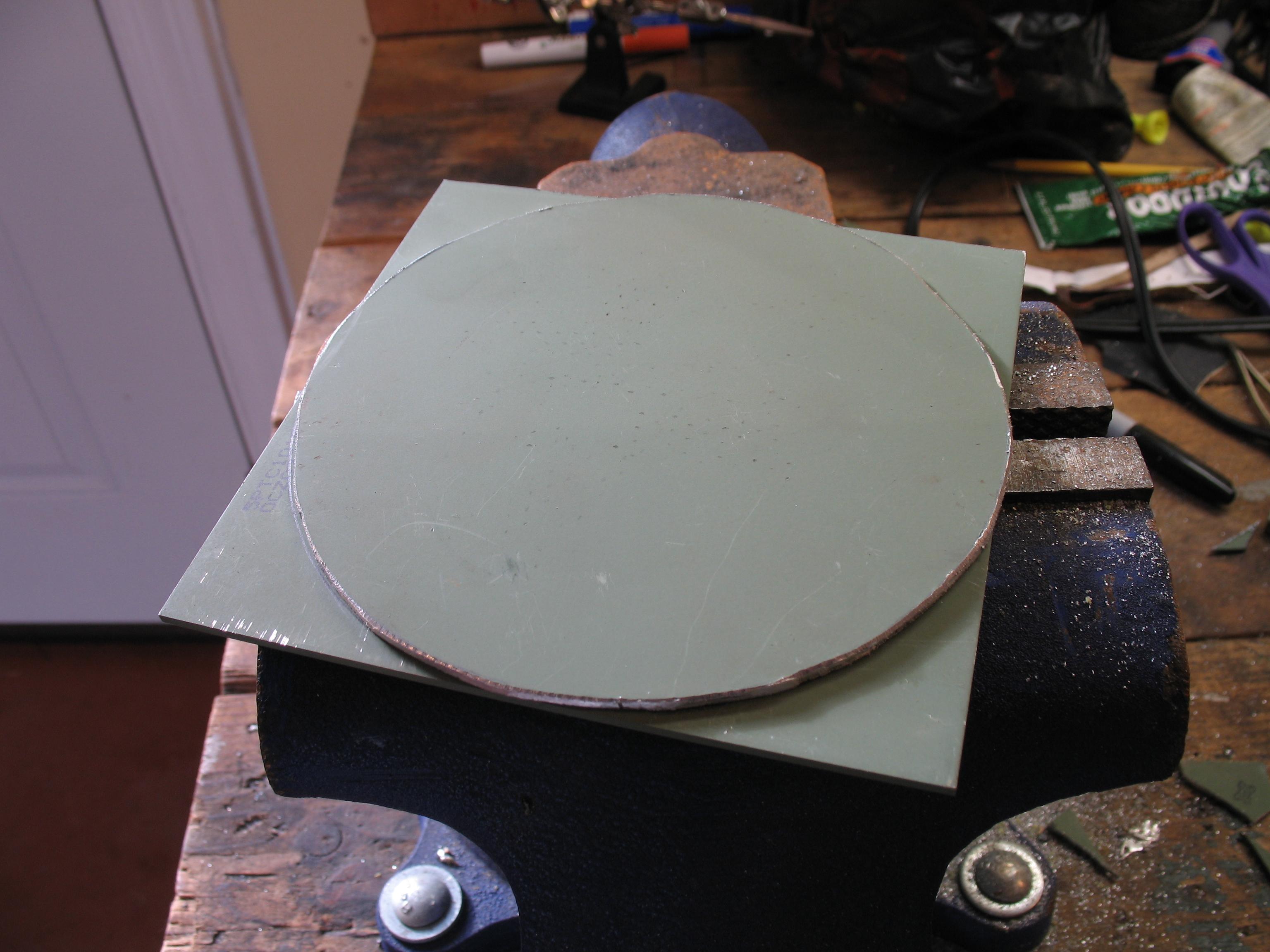 Picture of Cut Aluminum