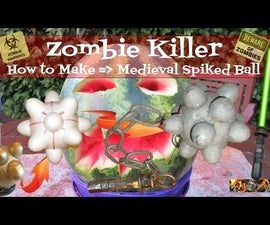 Homemade Zombie Weapon