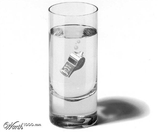 Picture of Wetting Your Whistle.