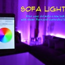 Bluetooth Controlled Sofa Lights
