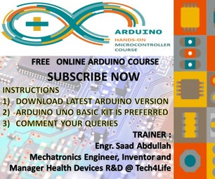 Learn Arduino for Free