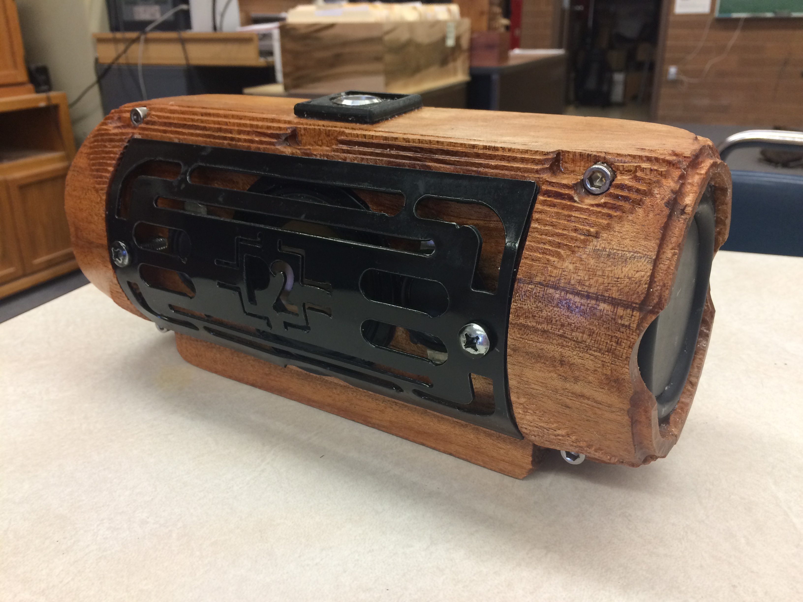 Picture of The Ultimate CNC Bluetooth Speaker