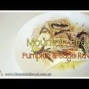 Mountain Bread™ - Pumpkin Ravioli with Sage Butter Sauce