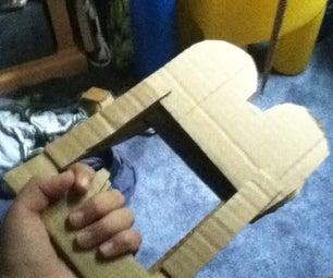 Cardboard Plasma Cutter