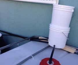 Rain Water Filter and Diverter