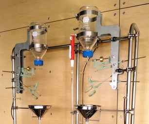 The Manhattan Project: a Mechanical Cocktail Mixer