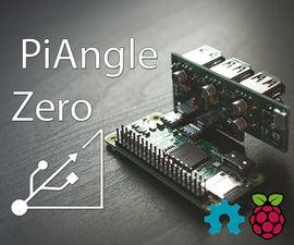 Build a PiAngle! Raspberry Pi Zero USB Hub