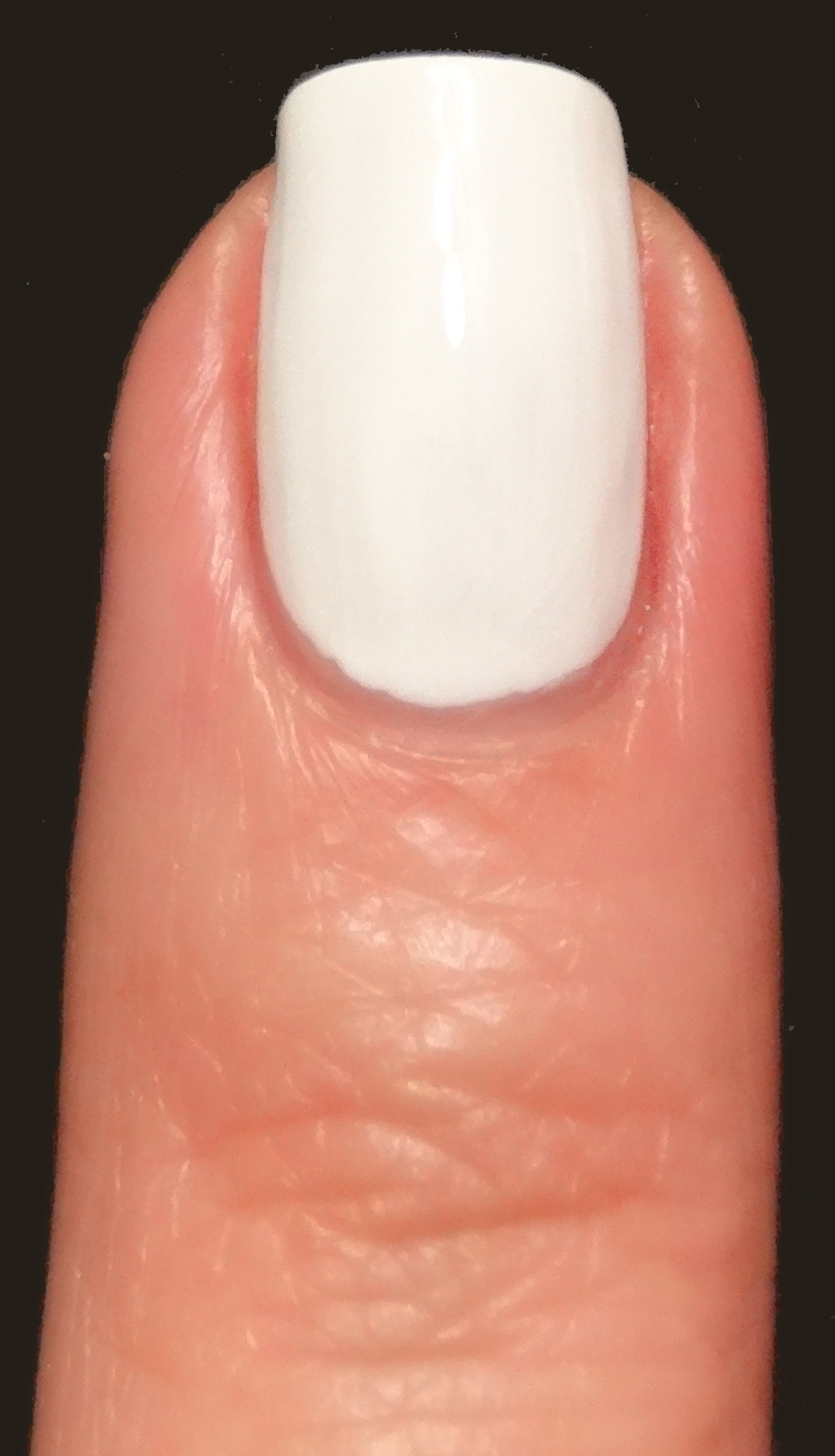 Picture of Start With a Full White Nail