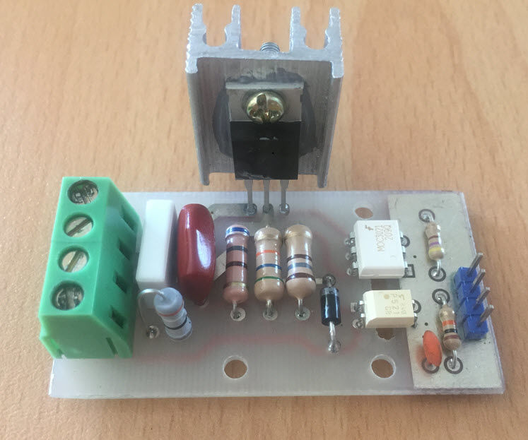 How to Build an Isolated Digital AC Dimmer Using Arduino: 14