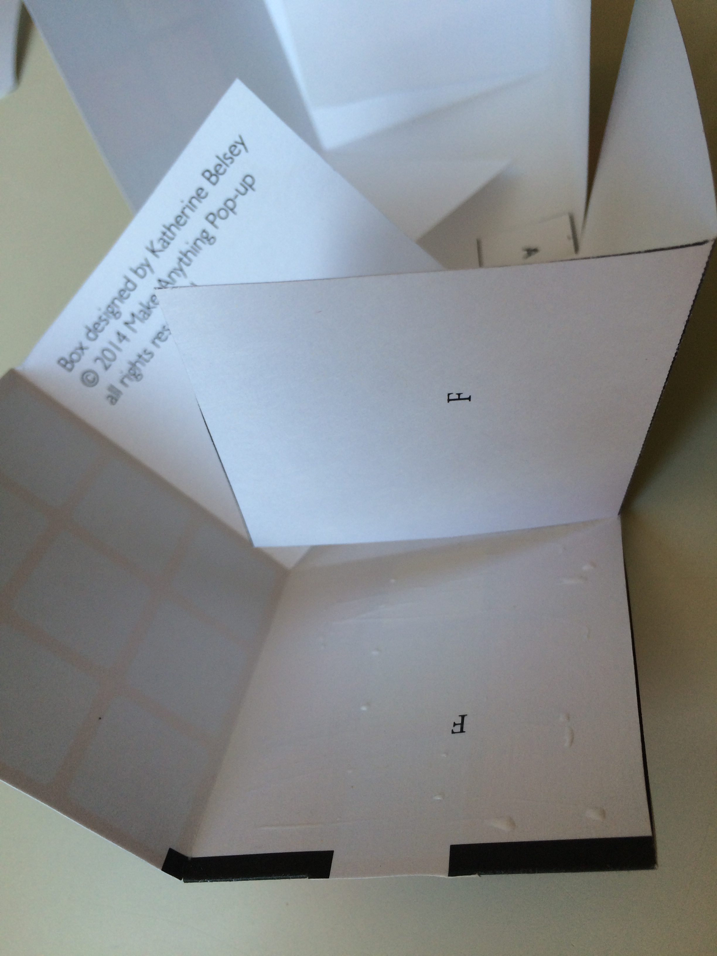 Picture of Fold & Glue Some More