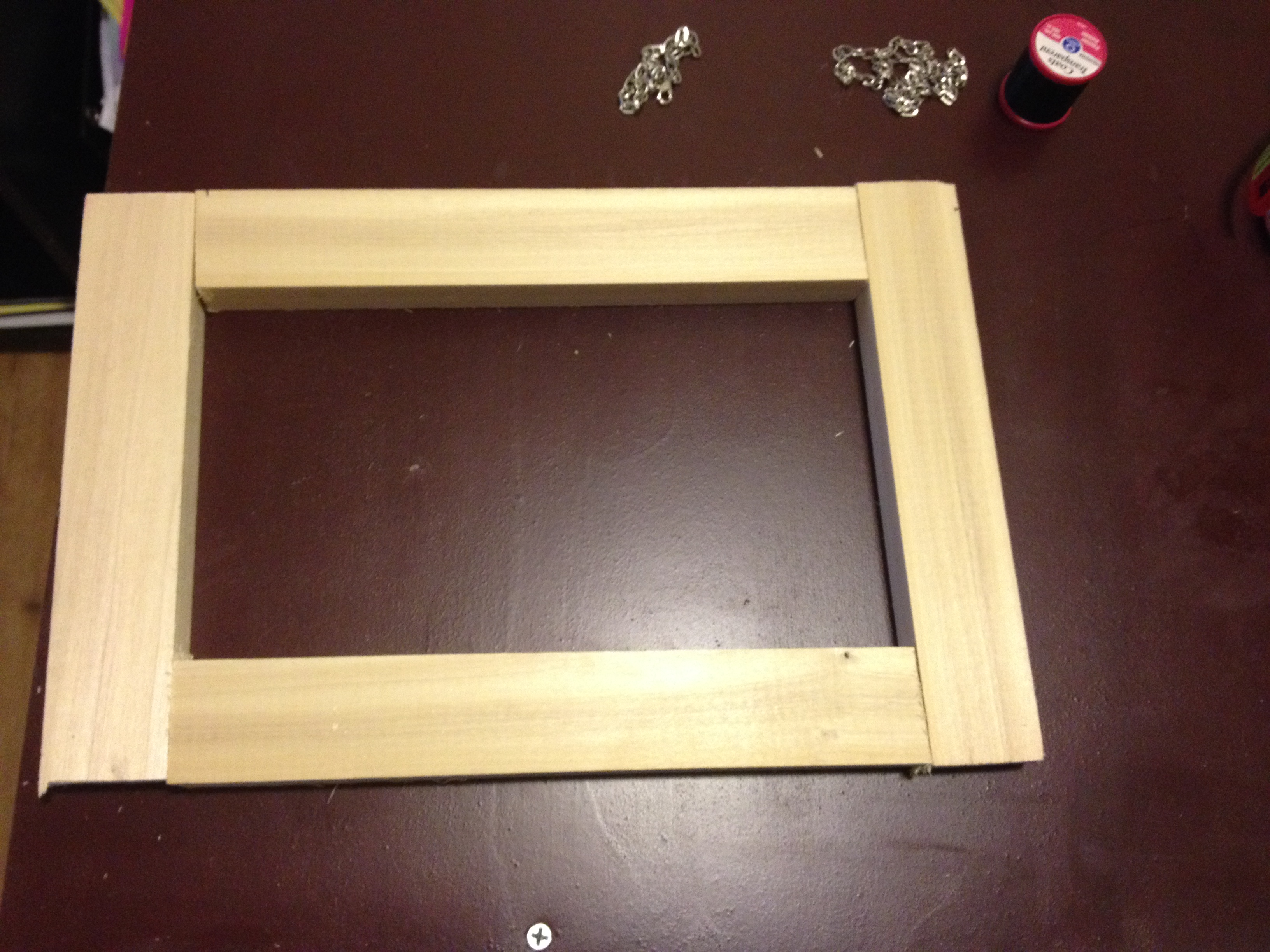 Picture of The Making of a Picture Frame