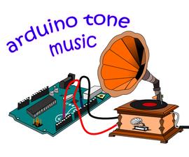 Arduino Tone Music