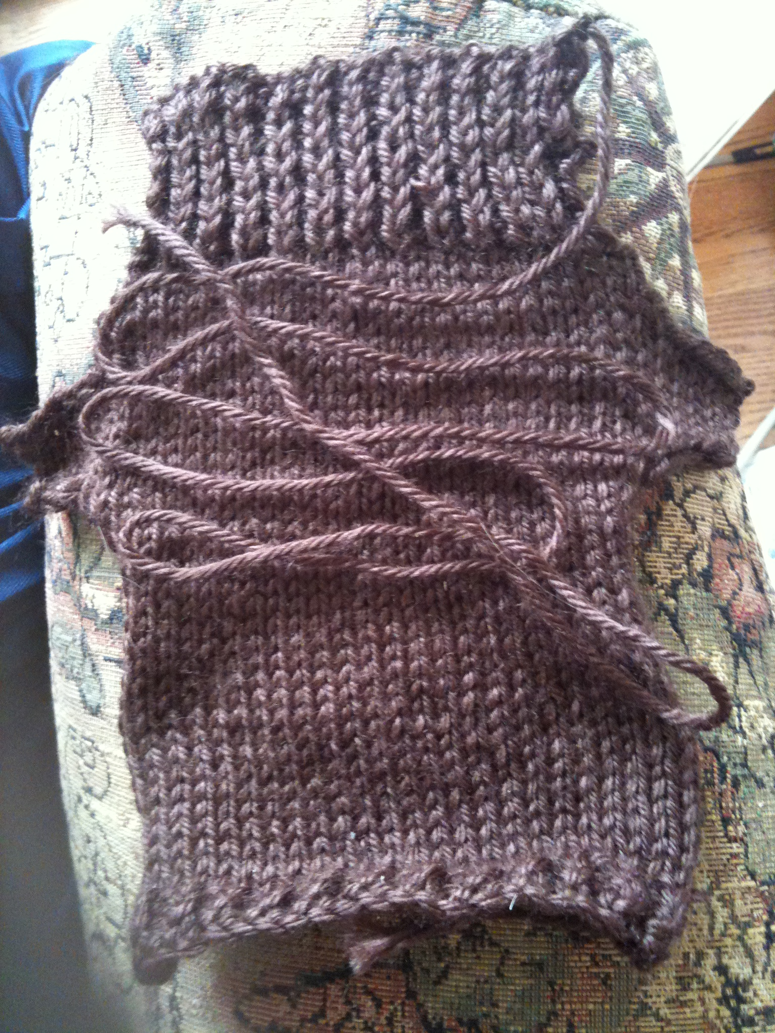 Picture of Bind Off