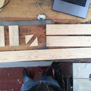 Makers Light, Shelf & Power Box
