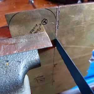 Cutting the Strip