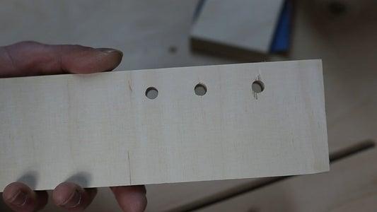 Testing in Hard Plywood