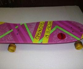 Back to the Future: Vintage Skateboard Restoration
