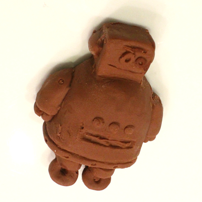 Picture of Mmm... Chocolate Robots...