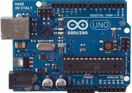 Picture of Arduino Magic.