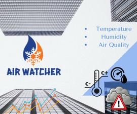 Airwatcher - Air Stations