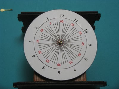 Mounting the Clock Movement
