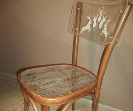 upcycle chair