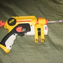 How to make a Blow Dart for a modded Nerf Gun