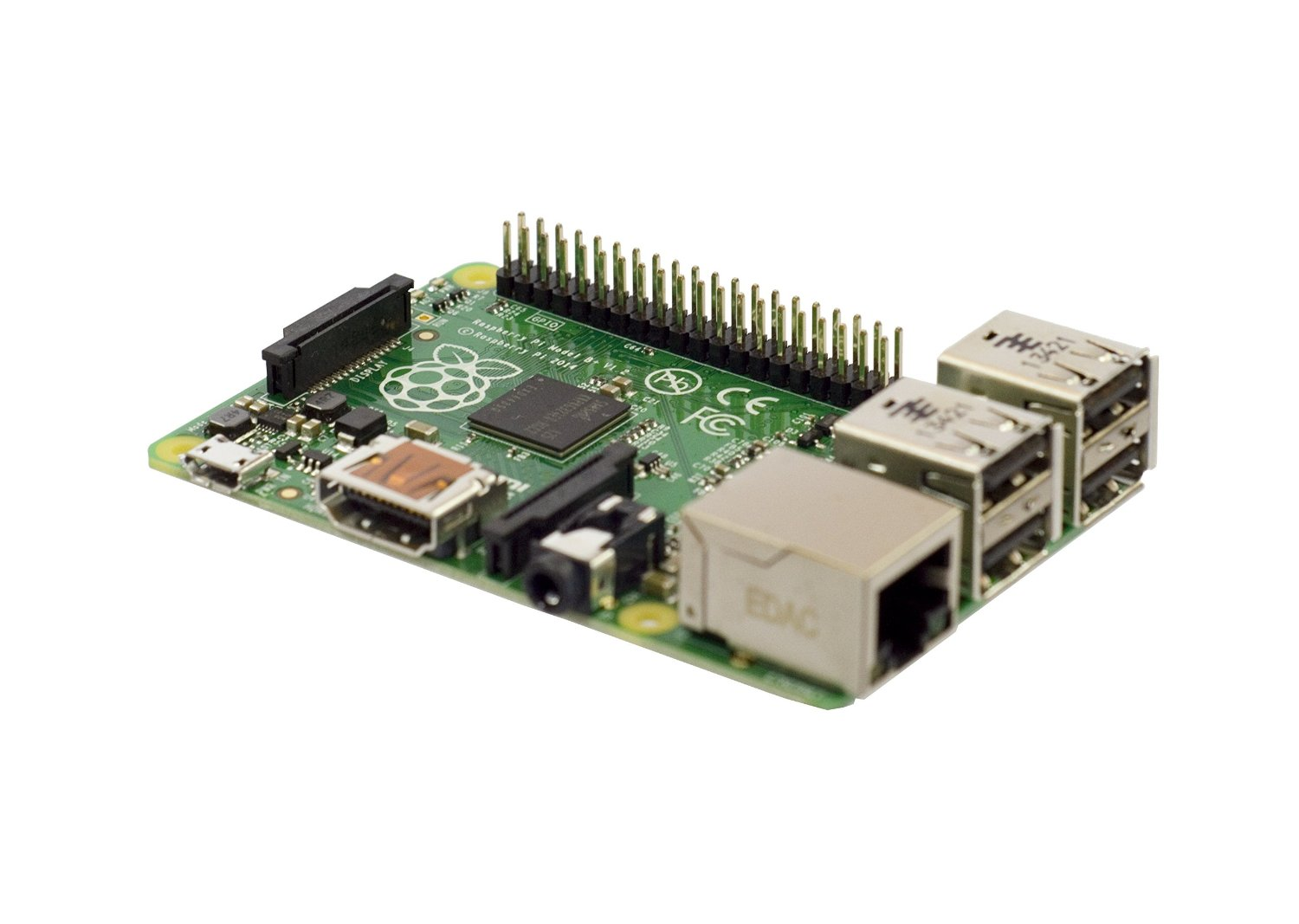 Picture of Fire Up Your Raspberry Pi and Connect to the Internet.