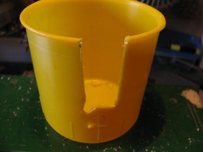 The Cup and Its Cut...