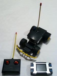 Lego Video Car Is Ready for Use