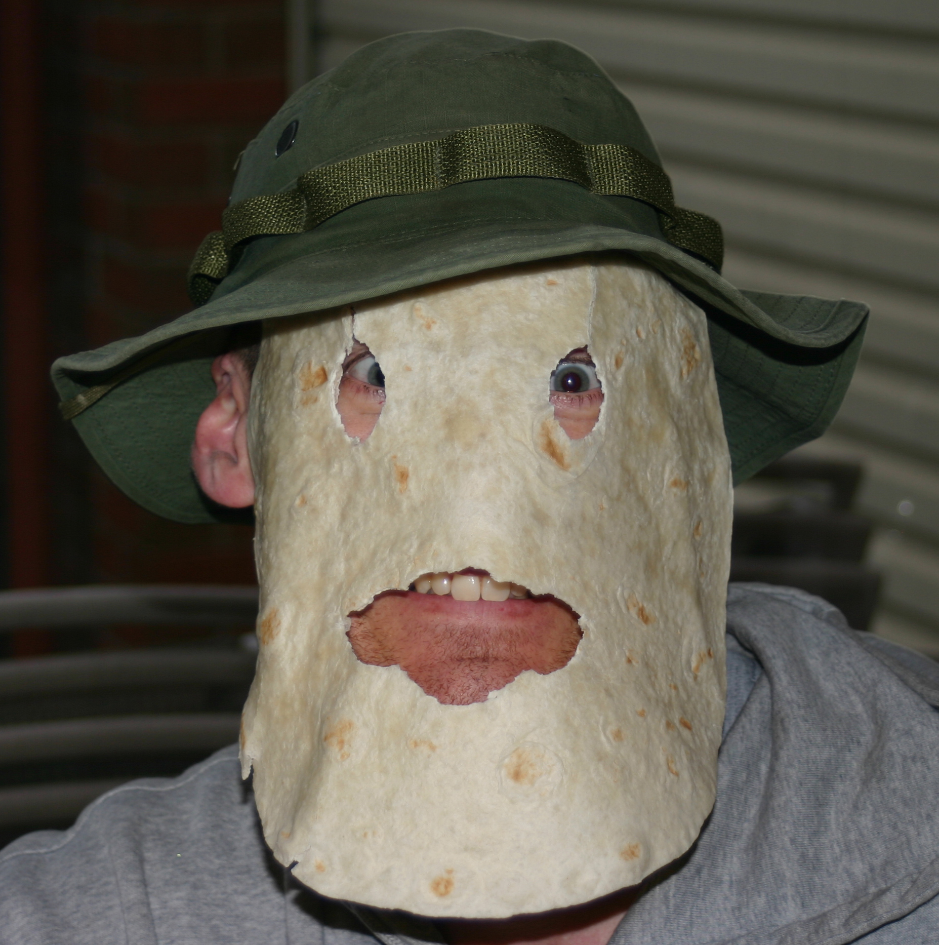 Picture of TORTILLA MASK