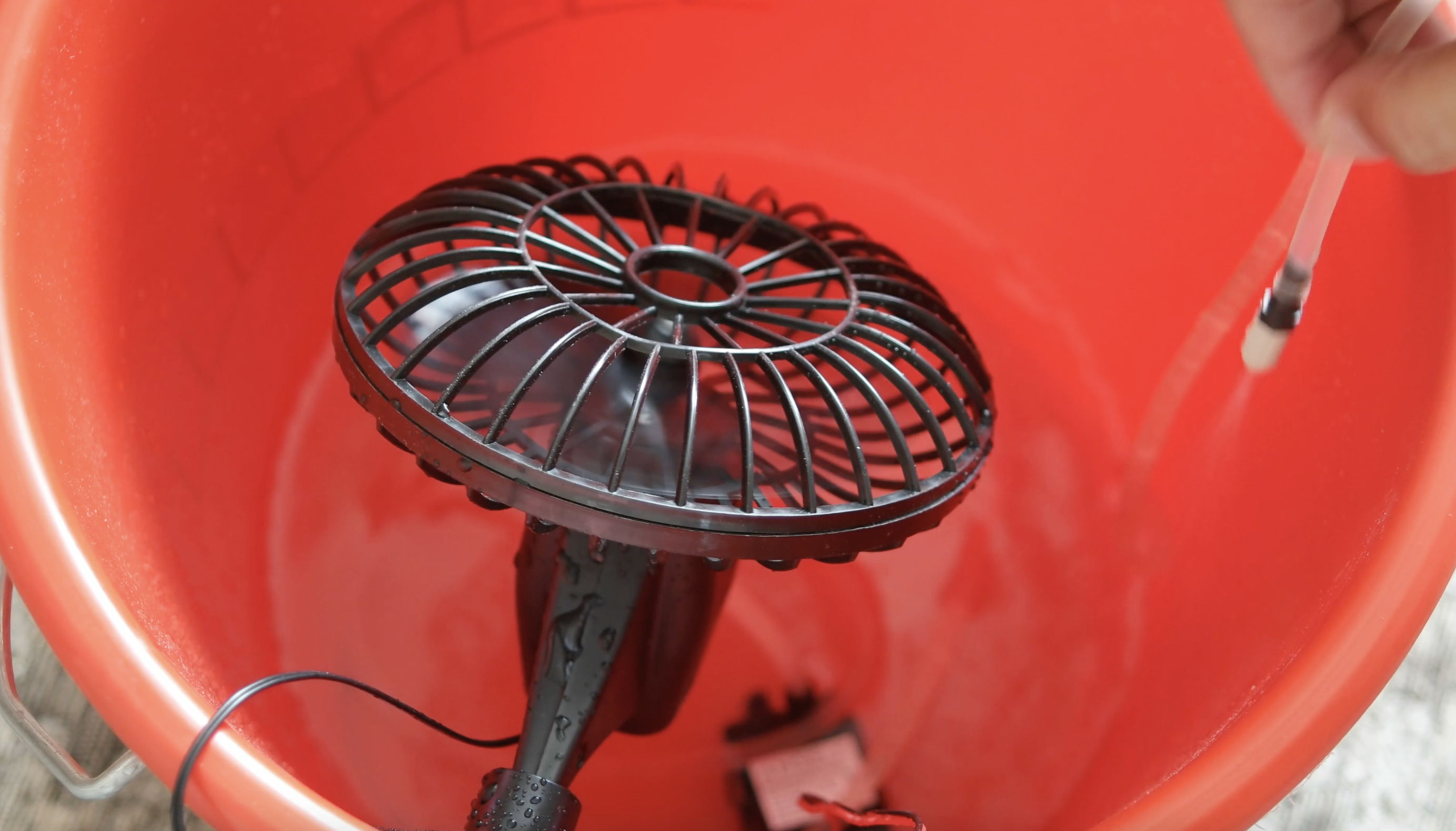 Picture of Prepare the Fan