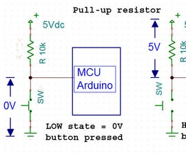 Understanding the Pull-up/Pull-down Resistors With Arduino