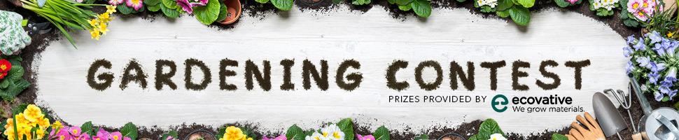 Gardening Contest 2017
