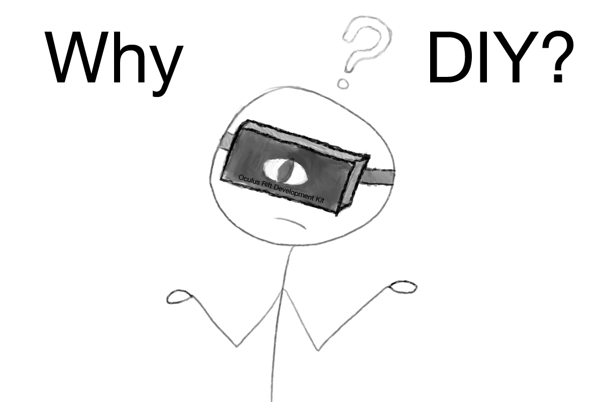 Picture of First Things First: Why Go DIY?