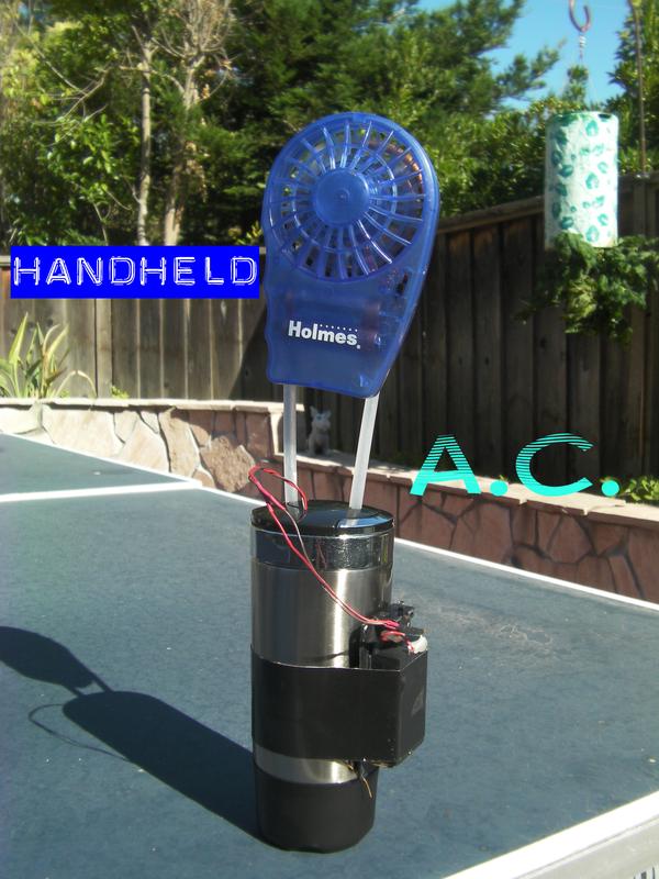 Handheld Air Conditioner Unit