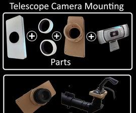 Telescope Camera Holder Under 5$
