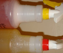 Windshield De-Icer/ And Ice Prevention Spray