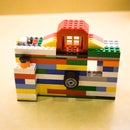 A Working Lego Camera