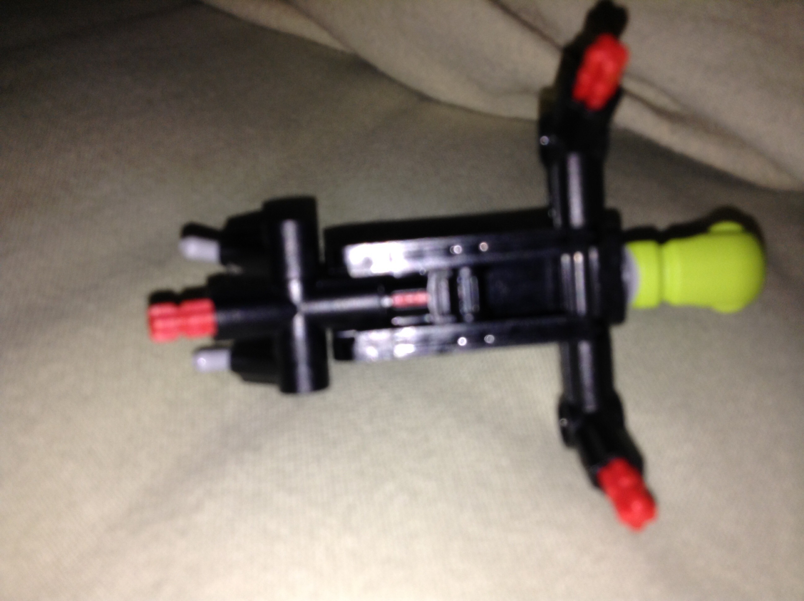Picture of Lego Cannon/artillery